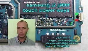 Samsung Galaxy J2 J200f Power Key Ways Jumper Solution