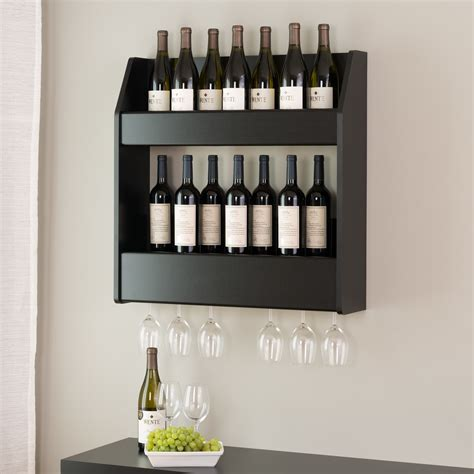 Wine Wall Rack Decor - Lovequilts