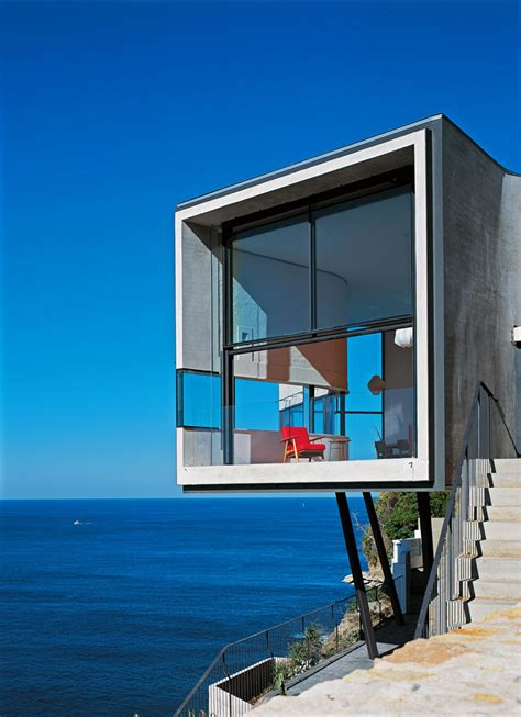 house holman by durbach block architects an extension to the sea yatzer