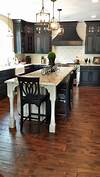 beautiful black kitchen cabinets Beautiful Black & White Kitchen - Callier and Thompson