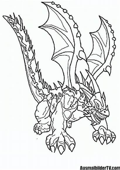 Drachen Ausmalbilder Malvorlagen Ausdrucken Malvorlage Kostenlos Dragons