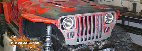 jeep yj wrangler fully customized  rock crawling