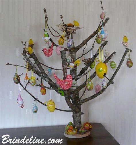 decoration paques a faire soi meme d 233 coration de p 226 ques 224 faire soi m 234 me arbre de p 226 ques