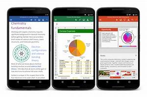 Microsoft releases Word, Excel, and PowerPoint for Android ...