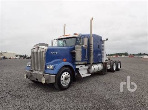 buy used kenworth truck 2007 kenworth w900b for sale 17 used trucks from 17 050