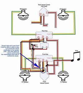 Boom Audio Amp Wiring Diagram  Diagrams  Auto Parts