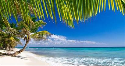 Caribbean Beach Wallpapers Desktop Background Wide Awesome