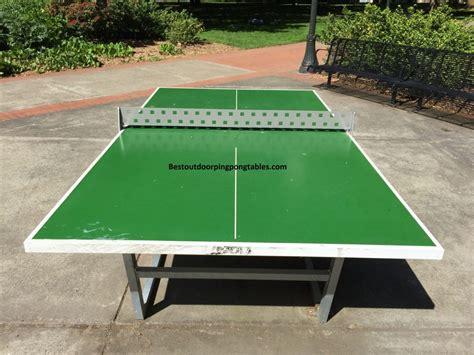 joola ping pong table top joola city outdoor ping pong table best outdoor ping