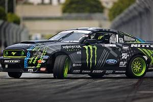Recap: Mustangs Disappointed In Formula Drift Opener At ...