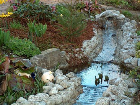 Natürlicher Bachlauf Garten by Gartenteich Bachlauf Bachlauf Gestalten Bachlauf Anlegen