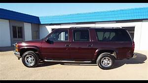 1997 Chevrolet Suburban 1500 Lt 3rd Seat Leather Loaded