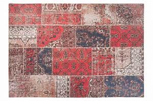 Teppich 200 X 220 : vintage teppich cabernet 200 x 300 cm rot teppich vintage ~ Bigdaddyawards.com Haus und Dekorationen