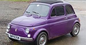 Fiat 500 Violet : purple fiat 500 so cute purple autos pinterest fiat 500 and purple ~ Gottalentnigeria.com Avis de Voitures