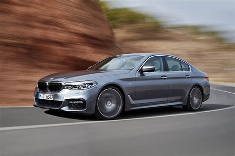 Modifikasi Bmw 5 Series Sedan by All New Bmw 5 Series Sedan Makes Its Debut In Lebanon