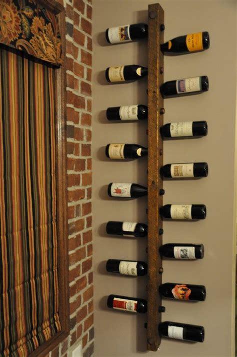 wine rack ideas 14 diy wine racks made of wood s diy