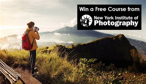 Free Photography Course Contests  Photography Course