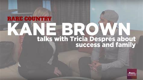kane brown talks  success  family youtube