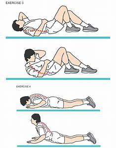 Fitness Illustrations - Health Diagrams