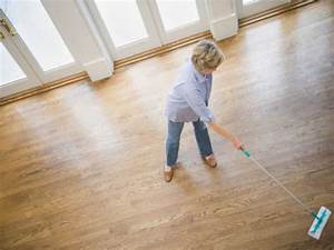How to clean bamboo floors in the easiest way for How do you clean a bamboo floor