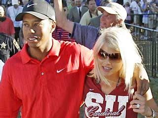 sport life: tiger woods pictures of girlfriend wife and family
