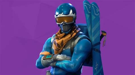 What To Do If Your Fortnite Alpine Ace Skin Is Missing