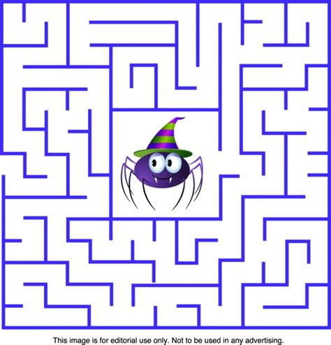 spider maze editorial service metrocreativeconnection