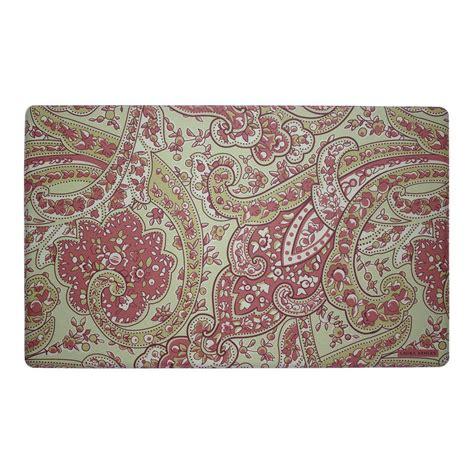 foam kitchen floor mats rust 20 in x 32 in memory foam 3500