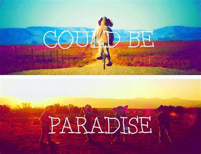Paradise Coldplay Background Lyrics Could Frases Quotes