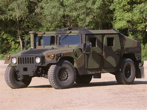 2007 Hmmwv M1114 Hummer 4x4 Offroad Military Wallpaper