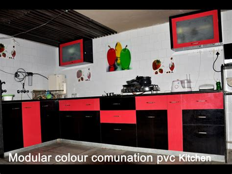 modular pvc kitchen furniture  ahmedabad kaka sintex
