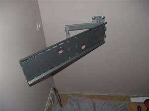 Meuble Tv Accroché Au Mur : installer sa tv au mur conseils astuces et photos page 119 29883755 sur le forum ~ Preciouscoupons.com Idées de Décoration