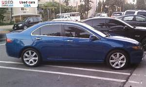 For Sale 2004 Passenger Car Acura Tsx  Los Angeles