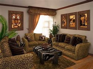 unique african american home decor home decorating tips With safari decorations for living room