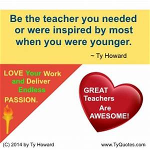 Quotes For Teac... Teacher Empowerment Quotes