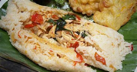 Nasi bakar ikan peda enak banget ide jualan. Resep Nasi Bakar Ayam Jamur - Resep Note h