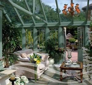 20 winter garden design ideas interior design ideas for Winter garden ideas