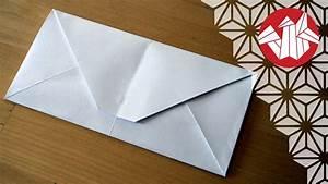 Comment Fabriquer Une Enveloppe : origami lettre enveloppe senbazuru youtube ~ Melissatoandfro.com Idées de Décoration