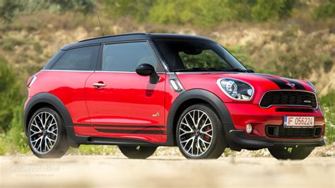 2015 Mini Jcw All4 Paceman Hd Wallpapers