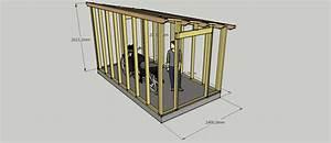 best abri de jardin ossature bois gallery design trends With plan cabane de jardin