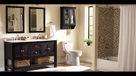 home depot bathroom remodel youtube