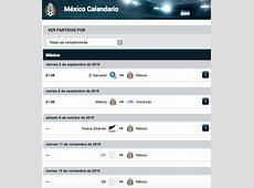 """Search Results for """"Seleccion Mexicana Calendario 2015"""