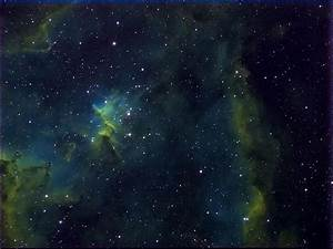 Example of a Nebula - Pics about space