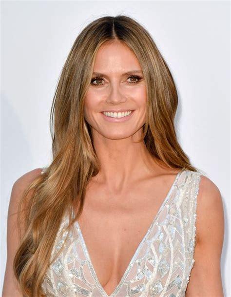 Heidi Klum Festival Cannes Hair