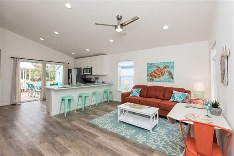 bungalow vacation rental interiors by kaitlyn
