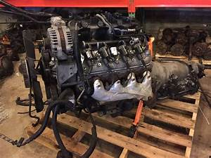 2006 Chevrolet 6 0 Lq4 Vortec Engine And 2wd 4l80e Transmission Ls Lq9 Swap Ls1 In Complete