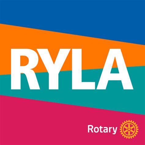 ryla  event     rotary district