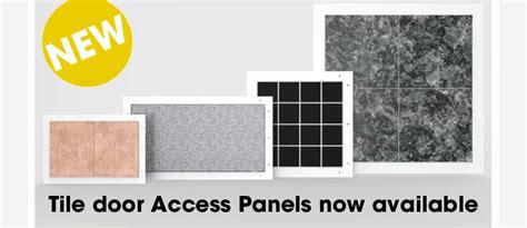 tile access panels jupiter blue