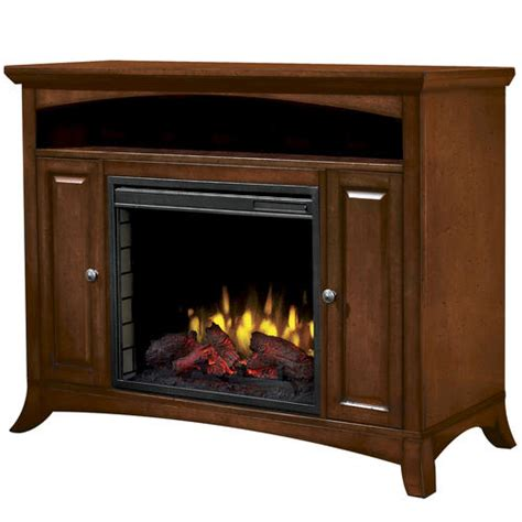 cherry media electric fireplace cherry media electric fireplace with remote at menards 174