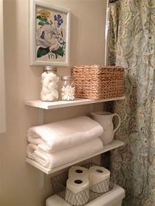Adorable Decorating Designs and Ideas for the small bathroom
