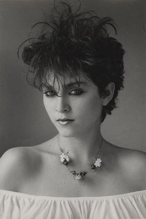 madonna young 80s then